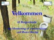 fælles præsentation fra 30.05.2013 - Mariagerfjord Vand
