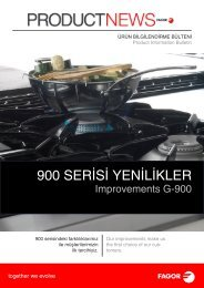 Improvements G-900