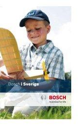 Bosch i Sverige - coBuilder