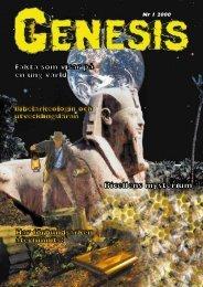 Gen 1 00 - GENESIS