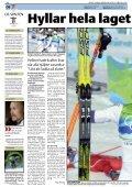 här - Dubbel guldjakt i kväll - Borås Tidning - Page 2