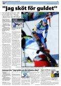 här - Dubbel guldjakt i kväll - Borås Tidning - Page 4