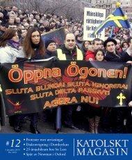 Km 12 2010 - Katolskt Magasin