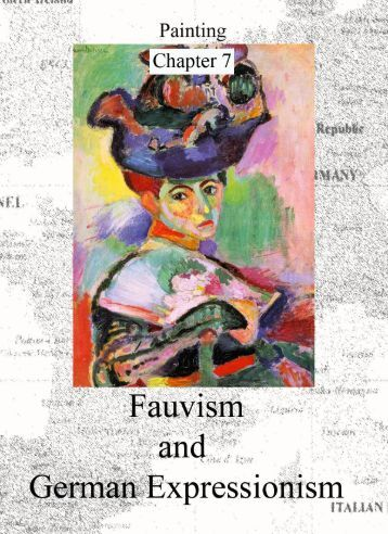 fauvism and abstract expressionism essay