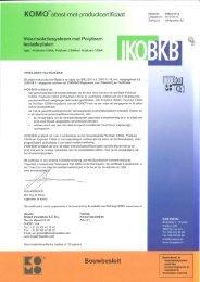 KOMO POLYFOAM IKB 2415-12 Vloer.pdf - Knauf Insulation
