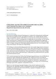 Y12-0067 förstärkt skydd för arbetstagare med allmän ... - TCO