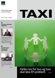 Taxi 06 - 2010 - Dansk Taxi Råd