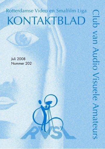 Juli 2008 pdf.qxp - Rotterdamse Video en Smalfilm Liga