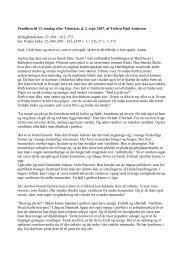 Prædiken til 13. søndag efter Trinitatis, d. 2. sept ... - Sct. Peders sogn
