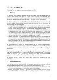 Uitvoering Plan van aanpak cultuurverandering toezicht DNB