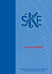 Jaarverslag 2009 - Stichting Klachtenregeling Eerstelijnszorg