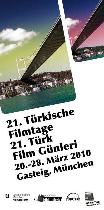 2010 - Sinema Türk München