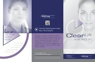 LASER FACE LIFT - Alma Lasers