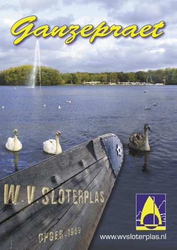 GP oktober 2012web.indd - WV Sloterplas