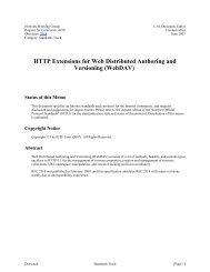 PDF - WebDAV Resources
