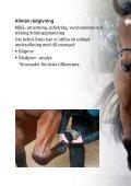 Känn din hästbäst! - Distriktsveterinärerna - Page 6