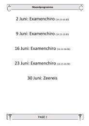 juni 2013 (pdf) - Chiro Vlierbeek