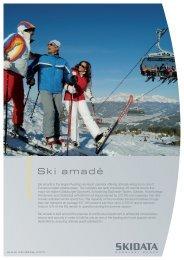 Ski amadé - Skidata AG