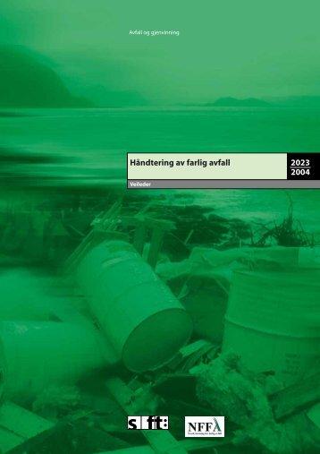 Veileder om håndtering av farlig avfall