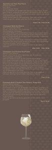 wijnkaart - Globe - Lounge Winebar - Page 5