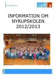 Generel information om skolen - Nyrupskolen