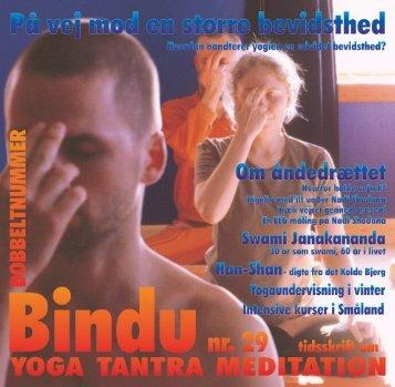 på kurserne - Skandinavisk yoga og meditasjonsskole
