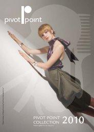 PIVOT POINT COLLECTION 2010 - pivot-point.se