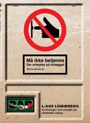 L-AUS lommebogen - BAR Bygge & Anlæg