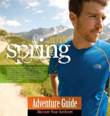 AG Spring 2013 catalog for website - Adventure Guide