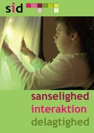 sanselighed interaktion delagtighed - Certec