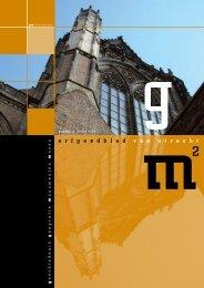 nummer 3 herfst 2007 - Erfgoed Utrecht
