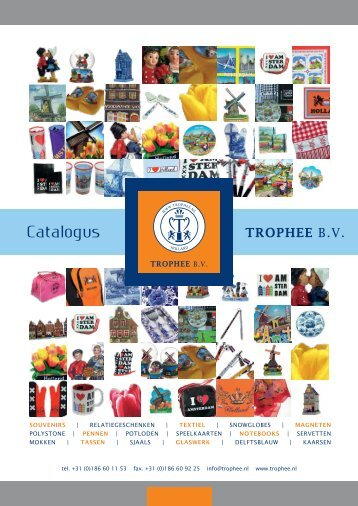 Catalogus - Trophee BV