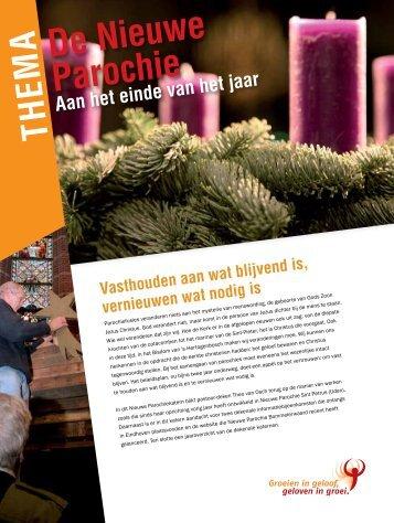 De Nieuwe Parochie - Bisdom 's-Hertogenbosch