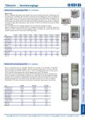 Tillbehör - Varvtalsreglage EKB-Produkter AB 2010 - Page 2