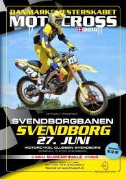 Yamaha Superfinale - Motorcykel Clubben Svendborg
