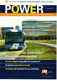 FNV Bondgenoten Openbaar veÍvoer, Besloten bus, Taxi ... - Start