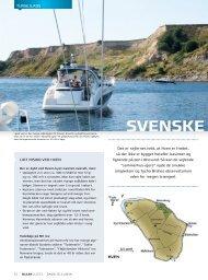 Download turartiklen om Hven fra SEJLER ... - Dansk Sejlunion