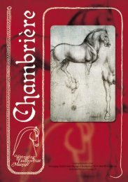 chambriere 2009-3.indd - Eindhovense Manege