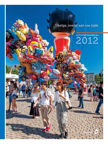 Download het jaarverslag (pdf 12 Mb) - Sibelga