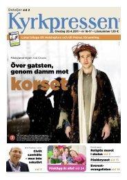 Kyrkpressen 16-17/2011 (PDF: 4.7MB)