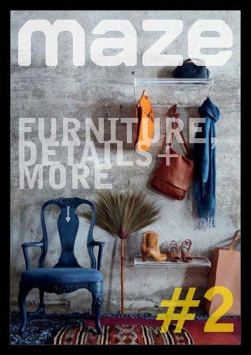 Pdf catalogue 2013. - Maze