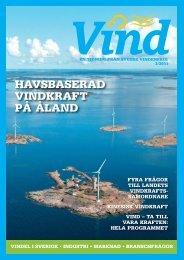 Nummer 3 – 2011 - Svensk Vindenergi