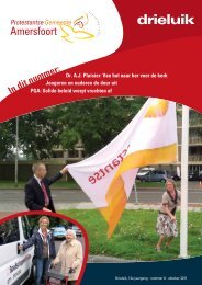 Oktober 2011 - Protestantse Gemeente Amersfoort