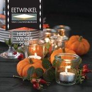Herfst & Winter 2013 - Cauwenberghe