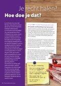Download en bekijk 10 jaar Juridische Steun - Juridisch steunpunt - Page 6