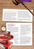 Download en bekijk 10 jaar Juridische Steun - Juridisch steunpunt - Page 7