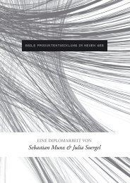 Agile Produktentwicklung im Neuen Web - Sebastian Munz