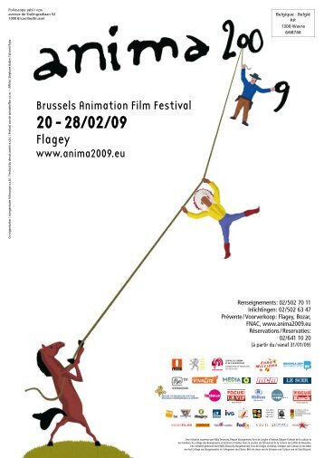 Programma in pdf formaat (2009) - Anima Festival
