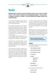 Kapitel 4 - Radio (pdf - 490Kb) - Fiskericirklen