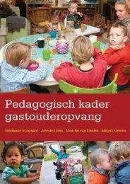 Download het Pedagogisch kader gastouderopvang - BKK